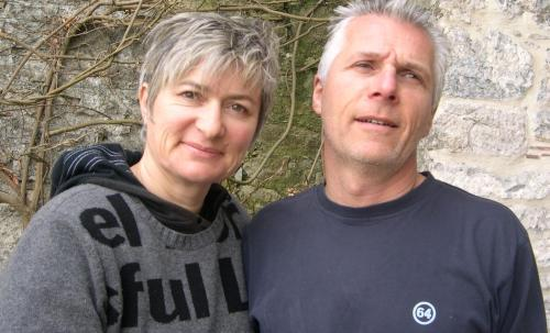 Corinne et Patrick
