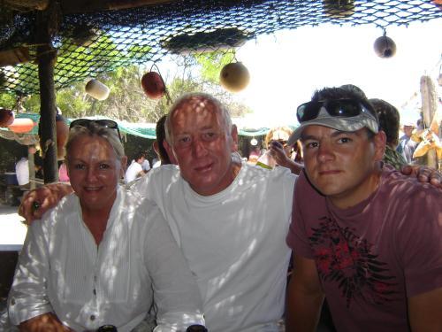 Alta,Johan and Chris Minnaar