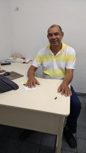 Ibrahim - gerente comercial
