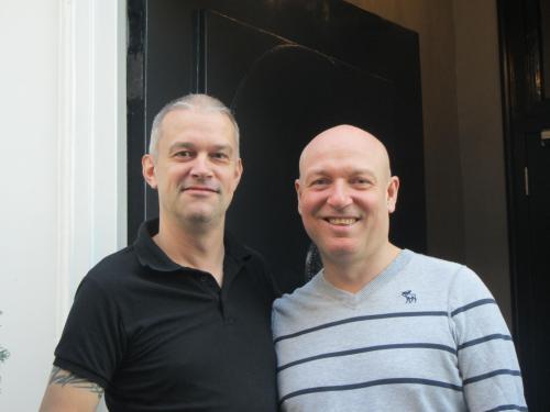 Peter en Simon