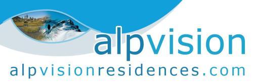 Alpvision Résidences