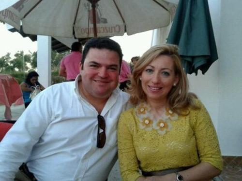 José Manuel y Consuelo