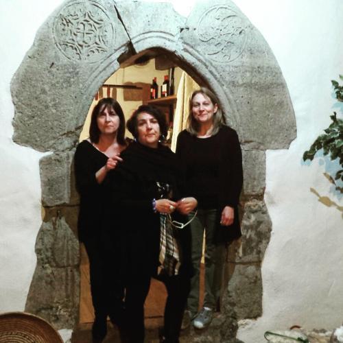 Caterina, Fabiola, Rossana