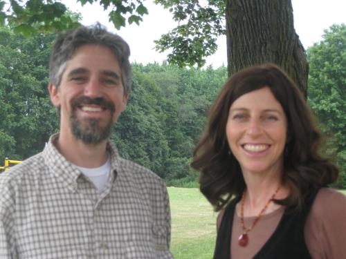 Joy & Evan Yisrael Strauss