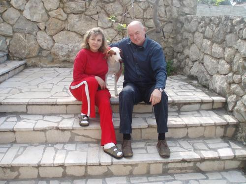 Mirjana and Tihomir Tondini, wife and husband, taking care of and renting apartments since 1988