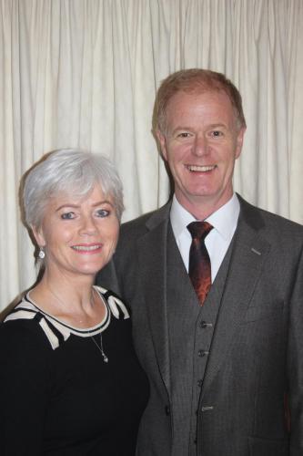 Caroline & Peter McErlean