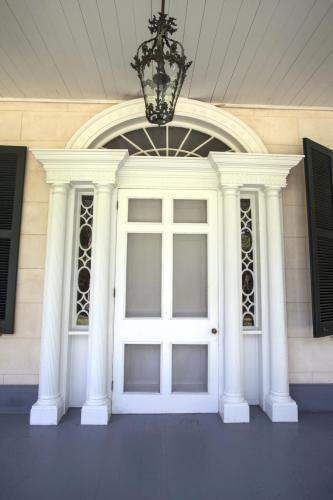 Famous Front Door of Linden