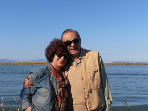 Ioanna and Vassilis Dorovinis