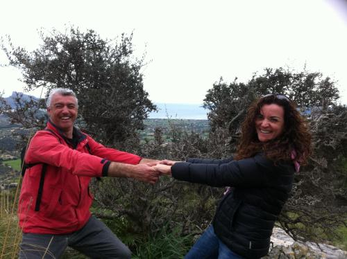 Joana y Rafel
