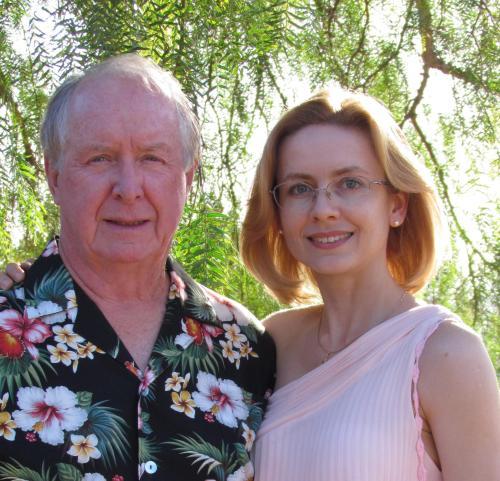 Warren and Elena