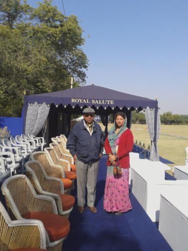 Manohar Singh & Rashmi Singh