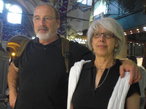 José Luis Casado y Maria Victoria García