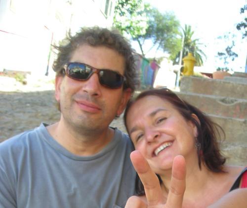 Rodolfo y Claudia