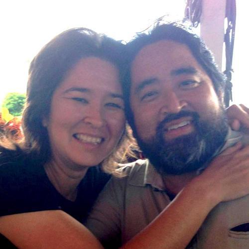 Jeffrey and Marguerite Higa