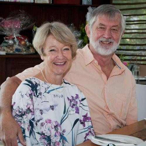Mike & Sue Mills