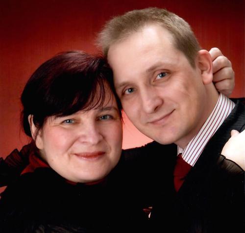 Sonja und Frank Sossong