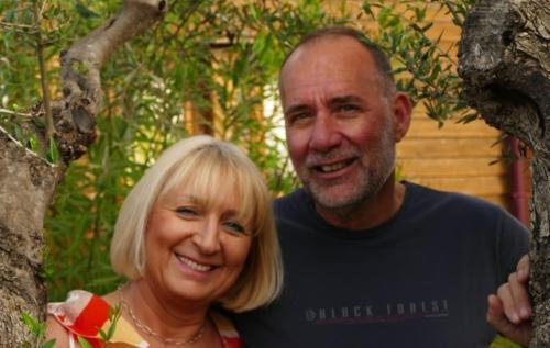 Ursula und Babis Papajoannou