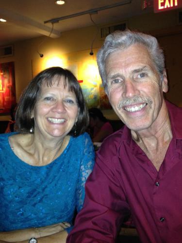 Diane and Steve
