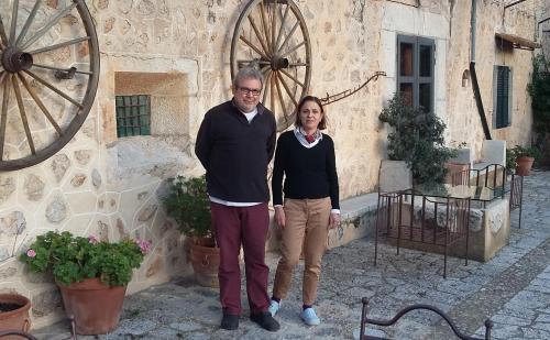 Aina y Francisco