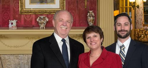 Anne and Robert Bahr