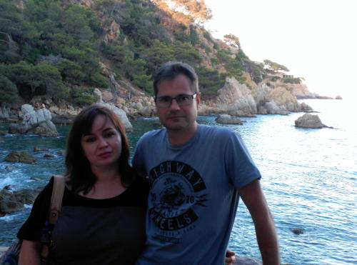 Carlos y Vicky