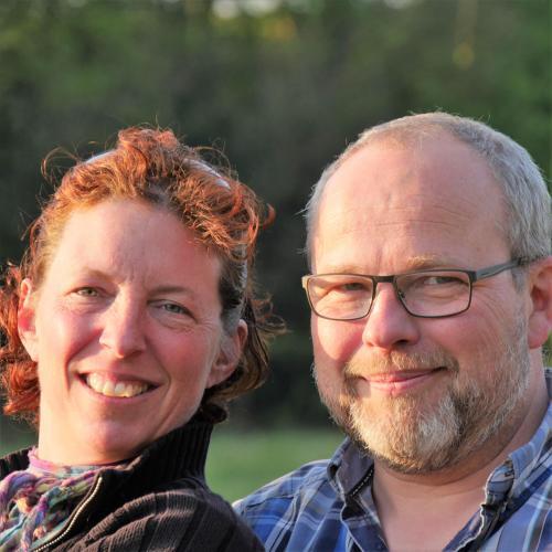 Martine et Paul