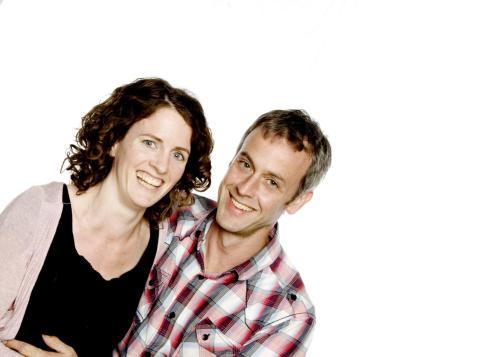 Hannah & Paddy Flynn