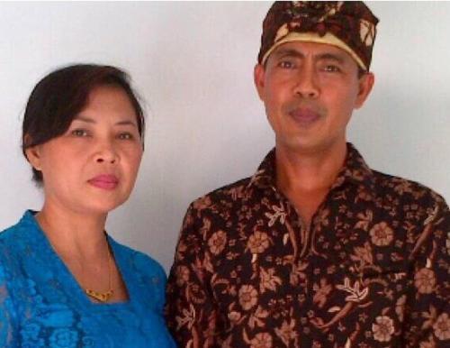 Dewi and Lusi