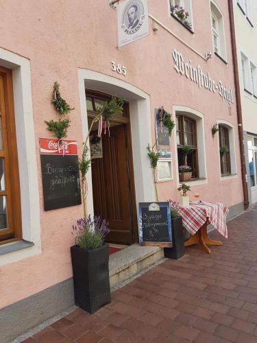Pension Weinstube Heigl - Restaurante Pizzeria Puccini