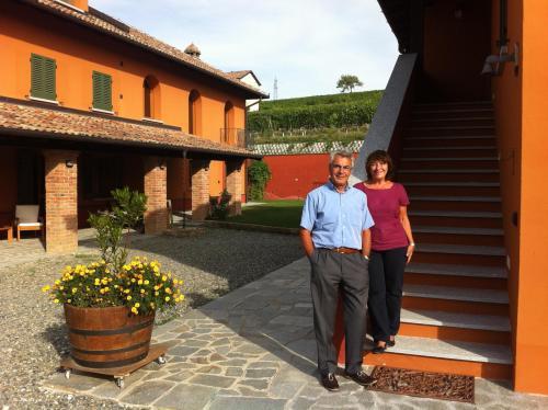 Cesarina e Giacinto
