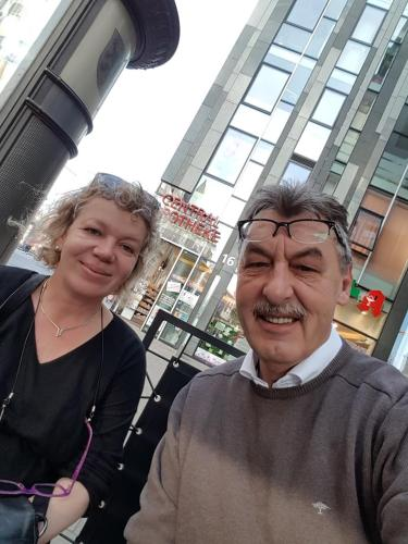 Vermieter Klara und Karl