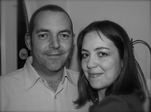 Gina and Gareth Ritchie