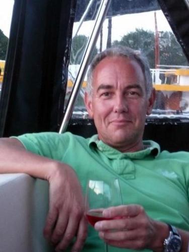 De eigenaar Ben Oosterbos