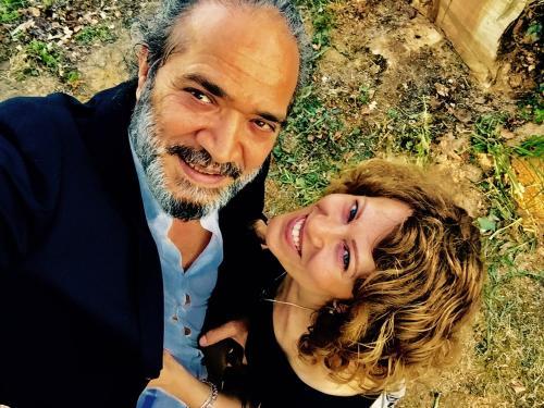 Margaret & Nasser