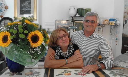 Daniela e Claudio Guidi