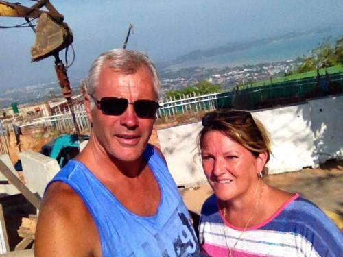 Tracy and Geoff Dutch