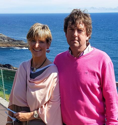 Chris & Pauline Hannon