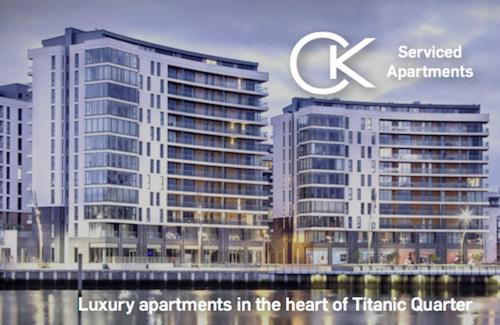 Titanic Quarter: CK Serviced Apartments