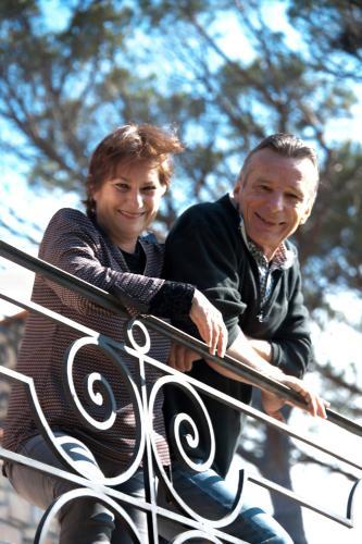 Nadine et Joël