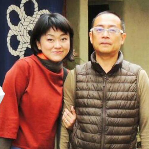 Hiroko and Kazu