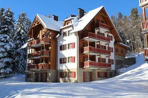 Luxury Apartments Bolf