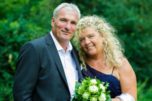 Die Gastgeber Uwe & Heidi