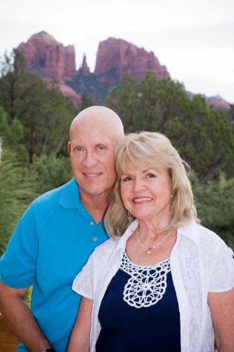 Kathy and Larry - Owners