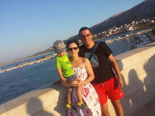 Noa, Ivanka and Denis