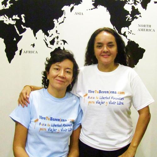 Somos Carolina y Ana María, las dueñas y anfitrionas.