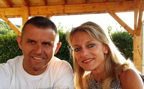Sylvie et Philippe