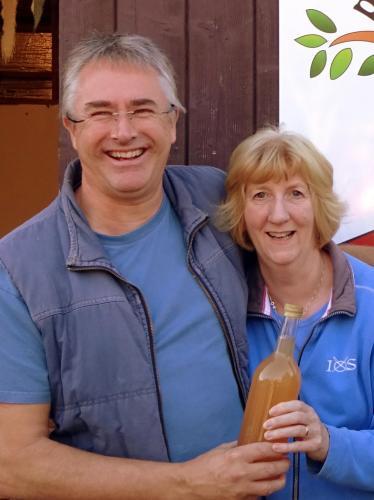 Lambriggan Court owners Gary & Fiona