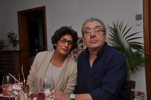 Farzana Tubby and Jean-Claude Gervais
