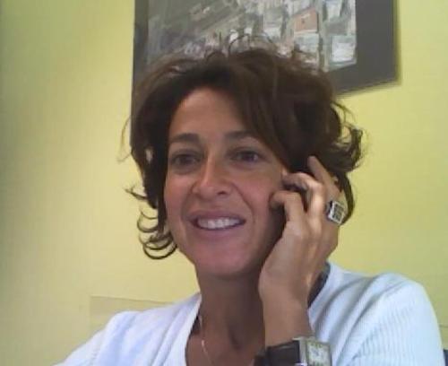 Giorgia, al lavoro .... con passione!