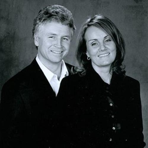 Stefán and Jóhanna